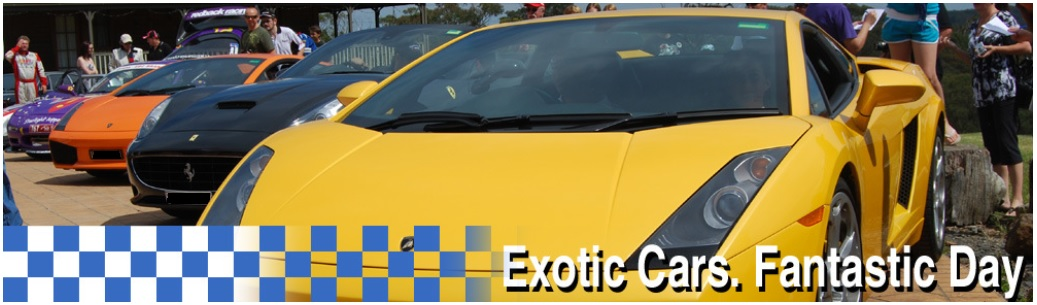 exoticcarexperience | Tuggerah Lakes Police Charity Auction